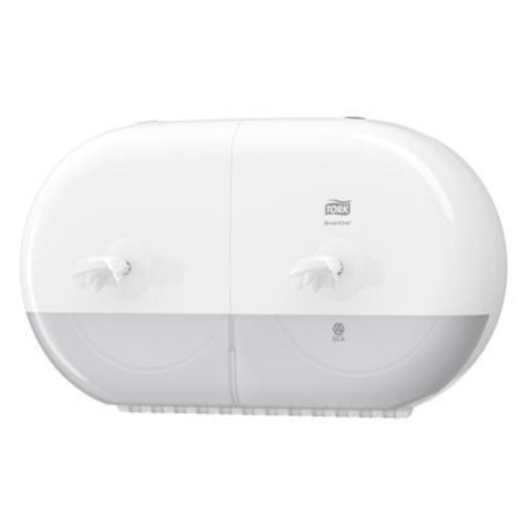 Tork SmartOne® Dispensador Mini de doble rollo